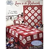 Learn to Do Redwork