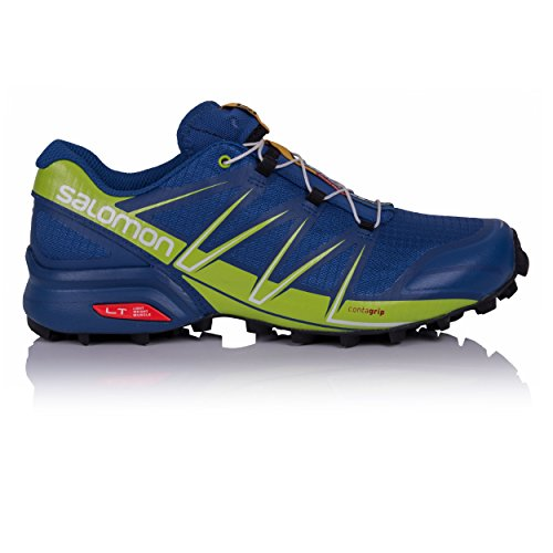 The Green Chaussures Pro Speedcross Bleu De black surf Web Homme lime Salomon 4 Trail P8qgEw