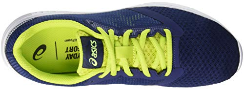 Gs – Ocean Asics Running Unisex Da Bambini flash Yellow 401 Patriot Scarpe 10 Blu deep 0xqPAwqTE