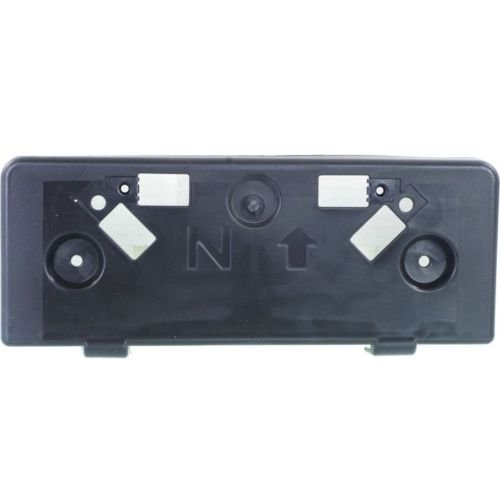 Make Auto Parts Manufacturing - FRONT LICENSE BRACKET; FOR USE WITHOUT SPORT PACKAGE - IN1068101