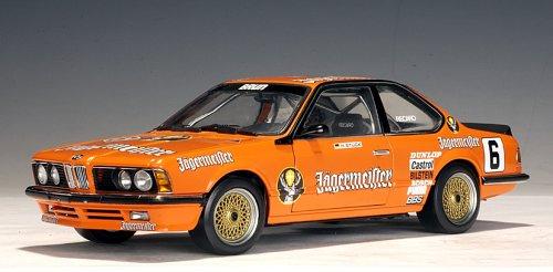1/18 BMW 635 CSi Europesn Touringcar Chanpionship 1984 Castrol #6(オレンジ) 「MILLENNIUMシリーズ」 88446