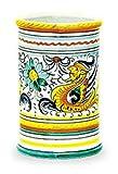 Arte D'Italia Imports Handmade Hand Painted Utensil Holder - Raffaellesco