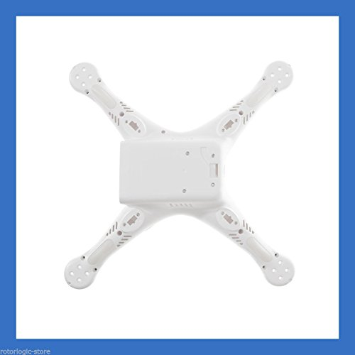 DJI Phantom 3 Part #72 Shell (Includes top & bottom covers) (Sta) for P3 Standard (Sold by Authorized US Dealer-Ship from USA)