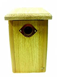 Birds Choice Combination Nesting and Roosting Box