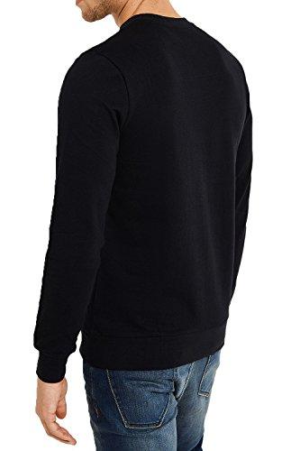 Fmv033 Homme noir Sweatshirt Threadbare Pour tqOTRnx1