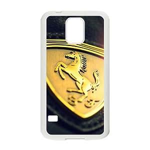 DAZHAHUI Ferrari sign fashion cell phone case for Samsung Galaxy S5