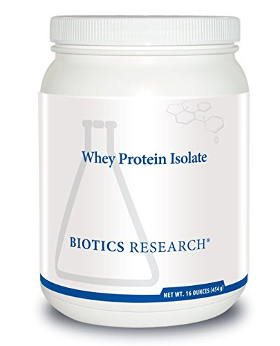 Biotics Research Corporation - Whey Protein Isolate 16 oz ()