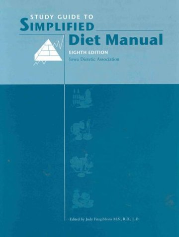 - Study Guide to Simplified Diet Manual