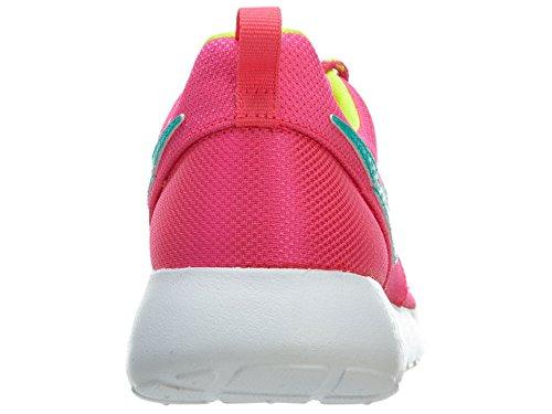 Hyper Nike fille Run Volt Chaussures White Roshe Hyper running Pink de Jade q8f4Wq