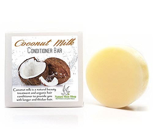 Coconut Milk Solid Bar Conditioner 650298647960