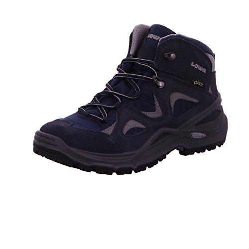 Lowa 320582 6923 - Zapatillas de senderismo para mujer NAVY/HELLGRAU