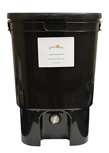 Bokashi Kitchen Composter by Bokashi