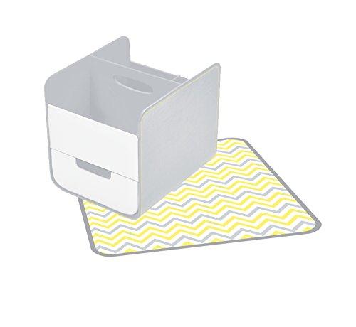 b.box Diaper Caddy - Mellow Lellow by Bbox
