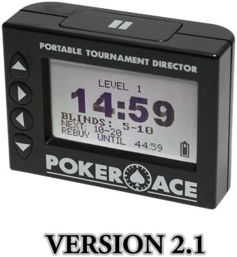 Comes With Bonus Cut Card Poker Ace Portable Tournament Director Timer Version 2 1 Nayancorporation Com