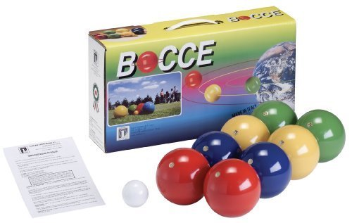 Tmi Ball (TMI 10-09004 Classic Bocce Ball Set Game by TMI Products)