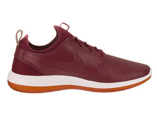 Dos Roshe Corriendo De 10 Ee Equipo uu Equipos Rojo Nike De Blanco Hombres Rojo Cuero 5 Mens Prm Zapato qHExg