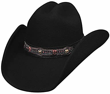 Bullhide Hats 0555Bl Run A Muck Collection Runaway Small Black Cowboy Hat de8ceff8bdf5