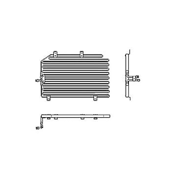 Kondensator, Klimaanlage für Alfa Romeo GTV - 60626234 ... on