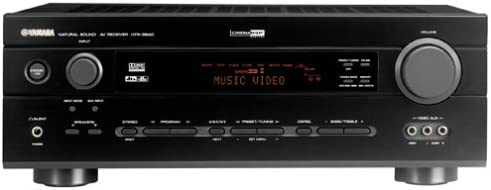 Yamaha HTR-5640 6-Channel Digital Home Theater Receiver Discontinued by Manufacturer