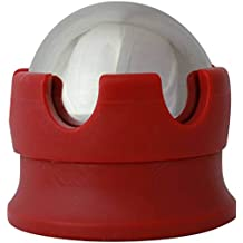 Massage Ball Hot and Cold Roller Ball - Relieve Muscle Pain Fast WIth Stainless Steel Gel Balls for Heat or Ice Therapy