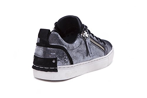 Crime London sneakers 25301a17 argento
