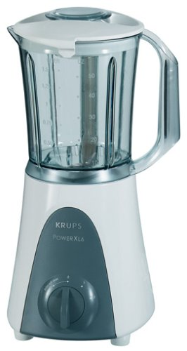 Krups G MB1 41 Power XL6 batidora Color Blanco