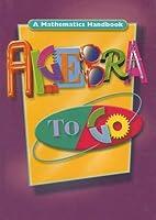 Algebra To Go: Student Edition (Hardcover)