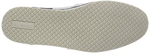 Uomo EU Tetterton Infilare Bianco Call Spring White It Sneaker wSqx1aP7