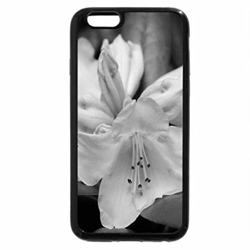 iPhone 6S Plus Case, iPhone 6 Plus Case (Black & White) - Lovely lily