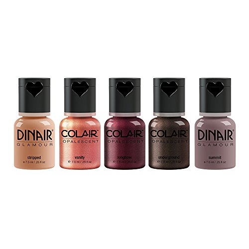 Dinair Airbrush Makeup 5pc Eyeshadow Love Sick Color Collection
