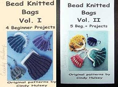 Bead Knitted Bags Vol I and Vol II