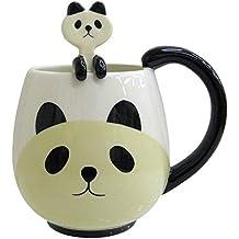 Panda 12 Oz. Mug and Spoon