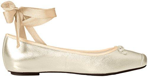 Ballet Flat Haan Downtown Cole Gold Metallic Women's qp1cC