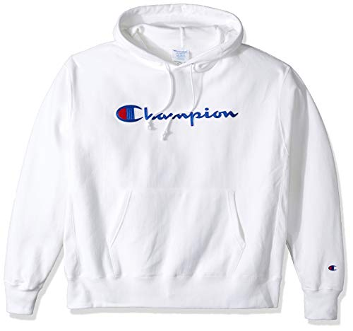 Champion LIFE Men's Reverse Weave Pullover Script Logo