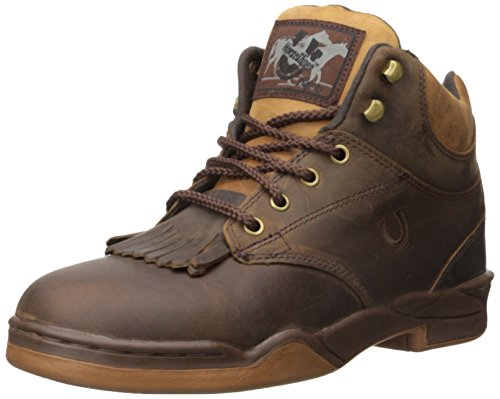 Roper Mens Horseshoe Walking Shoe Brown