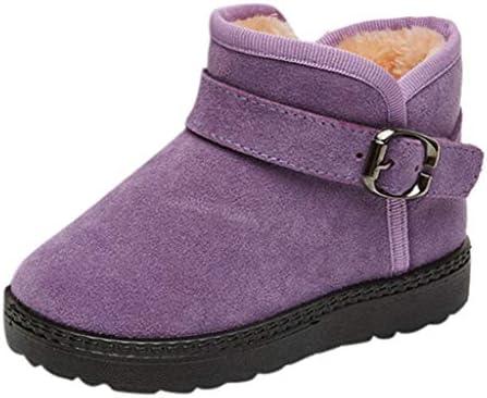 スノーブーツ ソックスブーツ 無地 編み物 子供靴 女の子 柔らかい Jopinica 可愛い 軽量通気 抗菌防臭 滑り止め カ