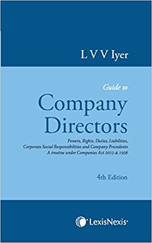 Buy Guide To Company Directors-Powers, Rights, Duties