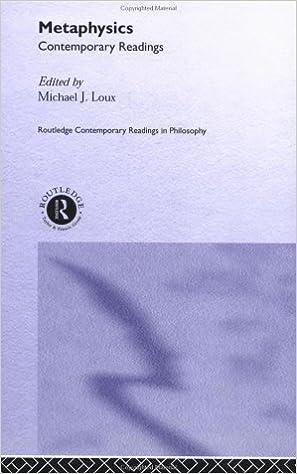 Ebook free download metaphysics