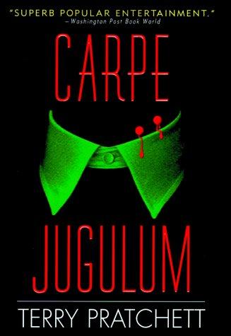 Image result for carpe jugulum