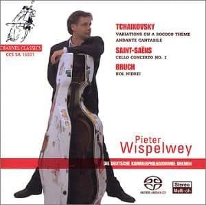 Variations on a Rococo Theme/Andante Cantabile/Cello Concerto No. 1/Kol Nidrei