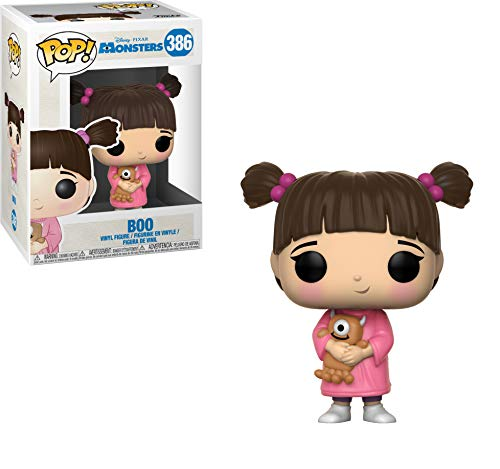 Funko- Pop Vinilo Disney Monsters Inc Boo, Multicolor (29392)