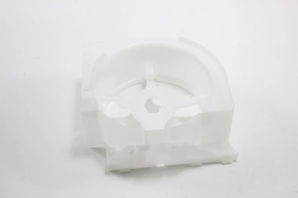 Samsung DA61-01634B Refrigerator Condenser Fan Motor Bracket Genuine Original Equipment Manufacturer (OEM) Part