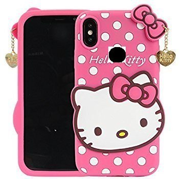 purchase cheap 78372 401ad Aloin Baby Pink Hello Kitty Case Cover for Redmi Note 5: Amazon.in ...