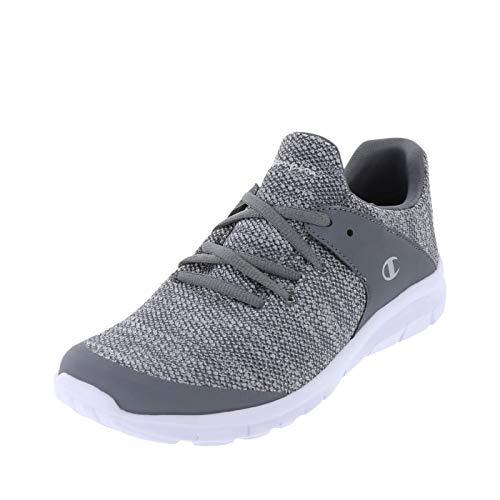 - Champion Grey Women's Gusto Sockfit Runner 10 Regular