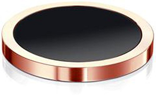 ForeverSpin - World Famous Metal Spinning Top Base - Essential to Complete Any Spinning Top Collection, Rose Gold Plated