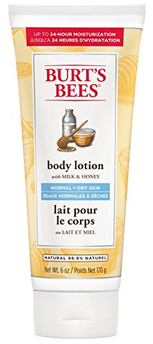 BURTS BEES Milk And Honey Body Lotion, 170 GR