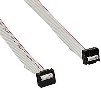 Uxcell Idc Connector Flat Ribbon Cable Female To Female
