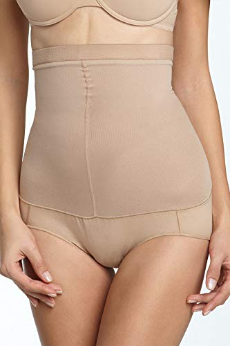 SPANX Super Control Higher Power Brief High-Waisted Panty - Body Shaper 234 ( Bare / E )
