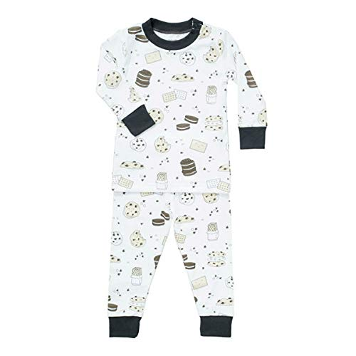 Baby Noomie Cookies Two Piece Pajama 18-24 Months