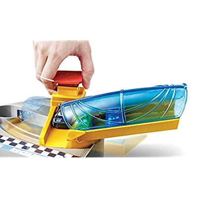 Disney Pixar Cars Mini Racers Rollin' Raceway Playset: Toys & Games